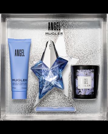 Angel Set, EdP 25ml +Body Lotion 50ml + Candle