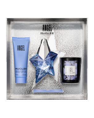 Angel Set, EdP 25ml +Body Lotion 50ml + Candle