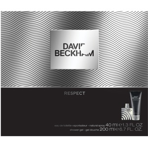 Respect Set, EdT 40ml + Shower Gel 200ml