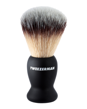 Gear Deluxe Shaving Brush Black