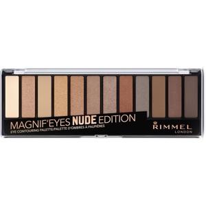 Magnif'Eyes Eyeshadow Palette, 001 Nude