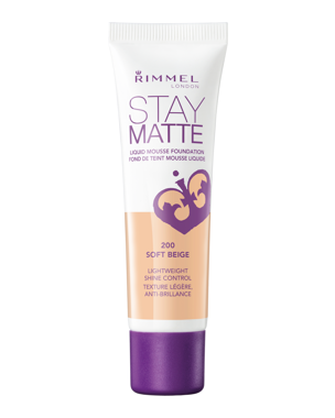 Stay Matte Foundation 30ml