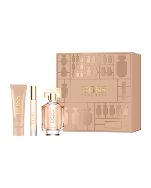 The Scent for Her Set, EdP 50ml + 7,5 + Body Lotion 50ml