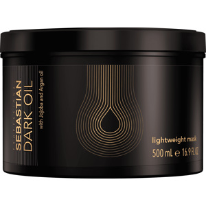 Dark Oil Lightweight Hair Mask