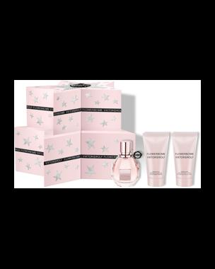 Flowerbomb Set, EdP 50ml + 50ml Shower Gel + 50ml Body Lotio