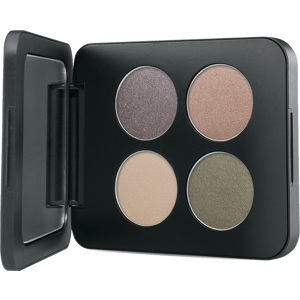 Pressed Mineral Eyeshadow Quad, Gemstones