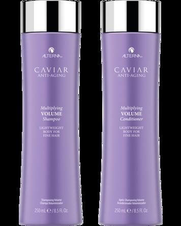 Caviar Volume Duo Kit