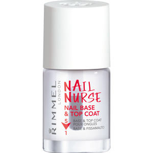 Nail Nurse Base & Topcoat 5in1