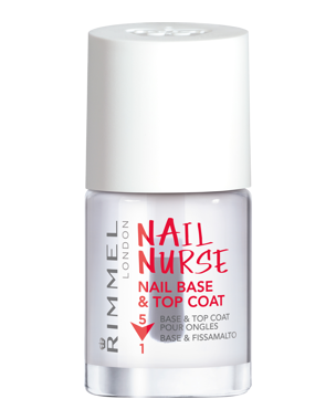 Nail Nurse Base & Topcoat 5in1