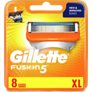 Gillette Fusion5 8-pack XL