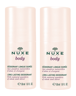 Body Long-Lasting Deodorant Duo