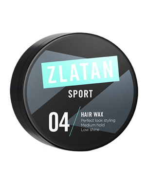 Zlatan Sport Hair Wax, 90ml