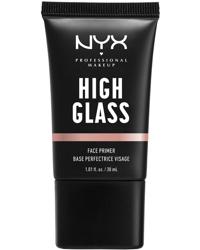 NYX PROF. MAKEUP High Glass Face Primer - Rose Quartz 30ml