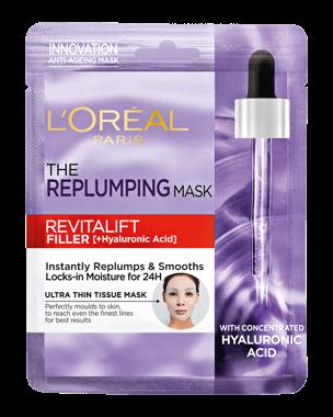 Revitalift Filler Tissue Mask, 30gr