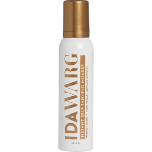 Instant Self Tanning Mousse Medium Dark, 150ml