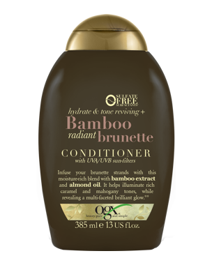 Bamboo Brunette Conditioner, 385ml