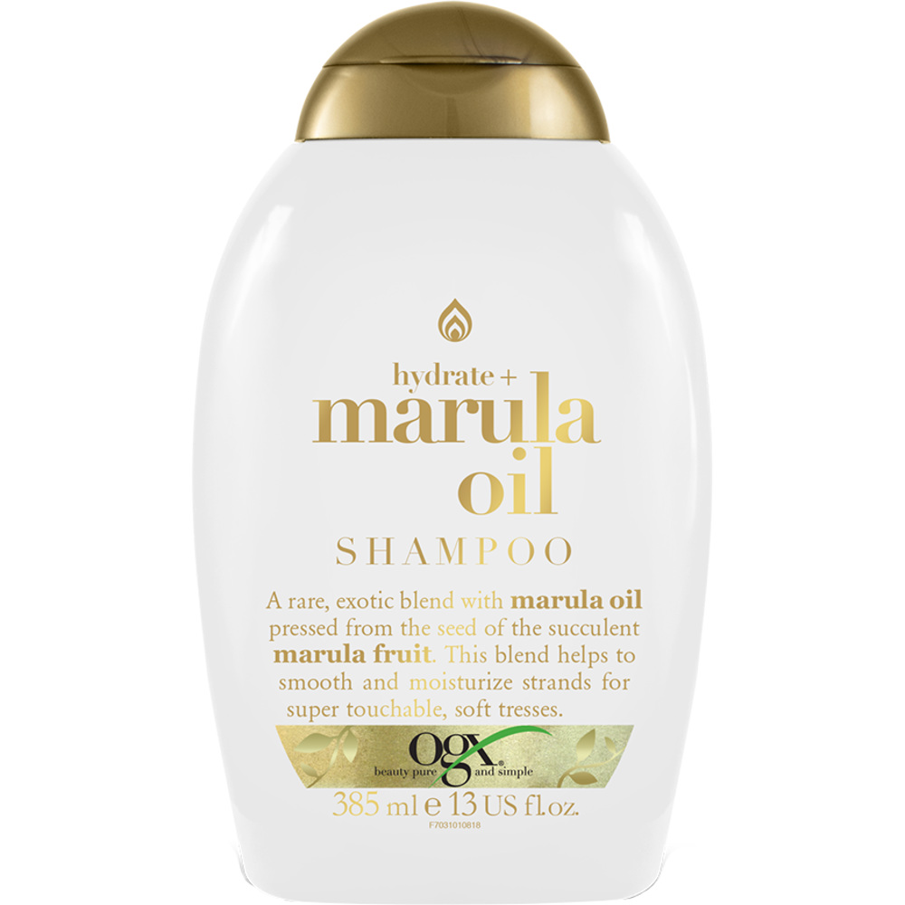 Marula Oil Shampoo, 385ml