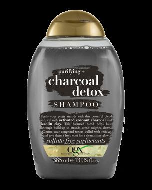 Charcoal Shampoo, 385ml