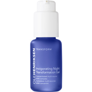 Invigorationg Night Transformation Gel