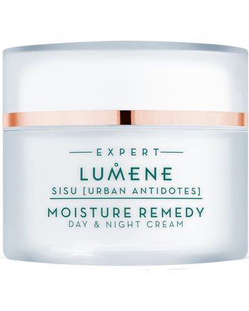 Sisu Nordic Detox Moisture Remedy Day & Night Cream, 30ml
