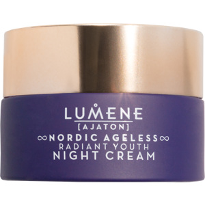 Ajaton Nordic Ageless Radiant Youth Night Cream, 50ml