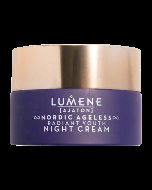 Ajaton Nordic Ageless Radiant Youth Night Cream, 50ml