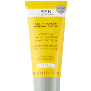 Clean Screen Mineral SPF30, 50ml
