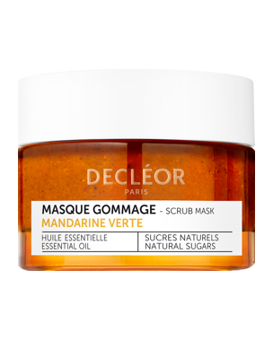Green Mandarin Scrub Mask, 50ml