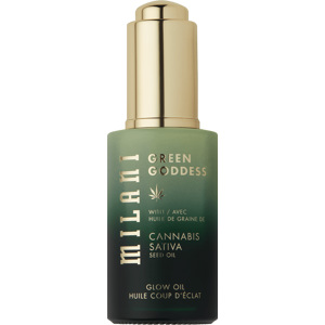 Green Goddess Glow Face Oil