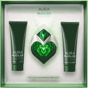 Aura 2019, EdP 30ml +Body Lotion 50ml + Shower Gel 50ml