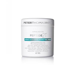 Peptide 21 Exfoliating Peel Pads, 60 PCS