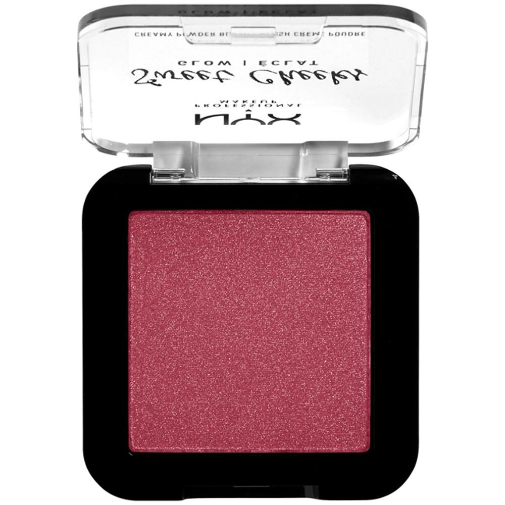 Sweet Cheeks Creamy Powder Blush Glowy