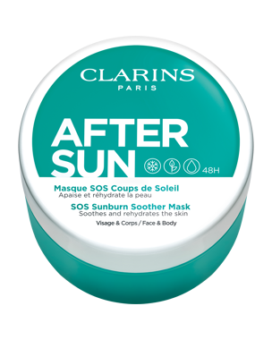 After Sun Sos Sunburn Soother Mask, 100ml