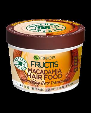 Hair Food Mask Macadamia, 390ml