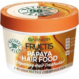 Hair Food Mask Papaya, 390ml