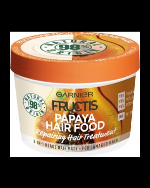 Hair Food Mask Papaya, 390ml
