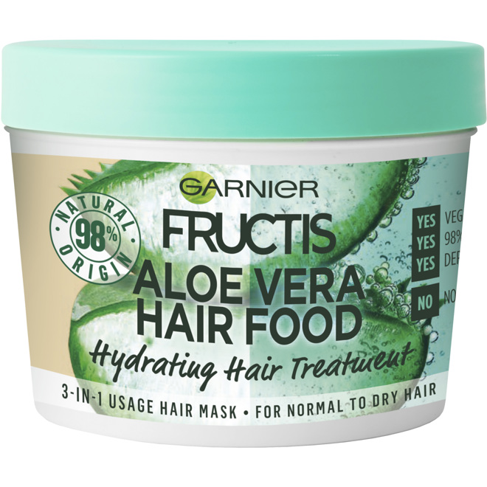 Hair Food Mask Aloe, 390ml