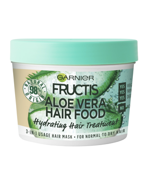 Hair Food Mask Aloe, 390ml