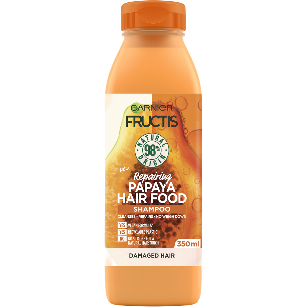 Hair Food Shampoo Papaya, 350ml