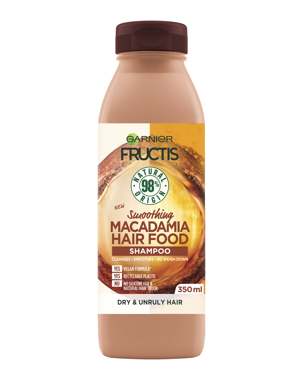Hair Food Shampoo Macadamia, 350ml