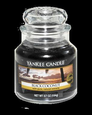 Classic Small - Black Coconut