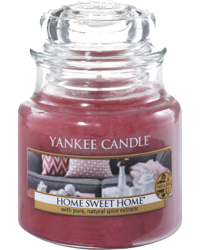 Yankee Candle Classic Small Jar Home Sweet Home 104g