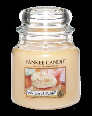 Classic Medium - Vanilla Cupcake