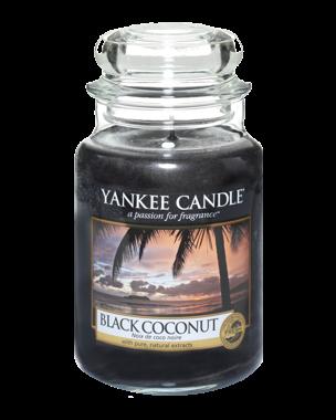 Classic Large - Black Coconut