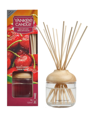 Reed Diffuser - Black Cherry