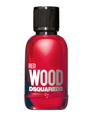 Red Wood Pour Femme, EdT
