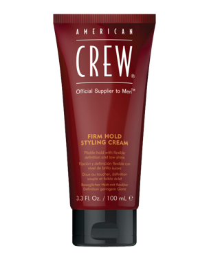 Firm Hold Styling Cream, 100ml