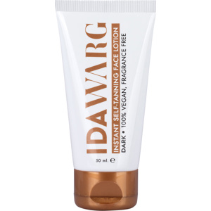 Instant Self Tanning Face Lotion Dark, 50ml