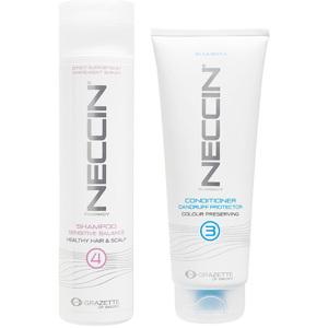 Neccin Duopack Neccin 4 + Conditioner 3, 250ml + 200ml
