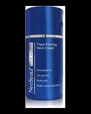 Skin Active Triple Firming Neck Cream, 80g